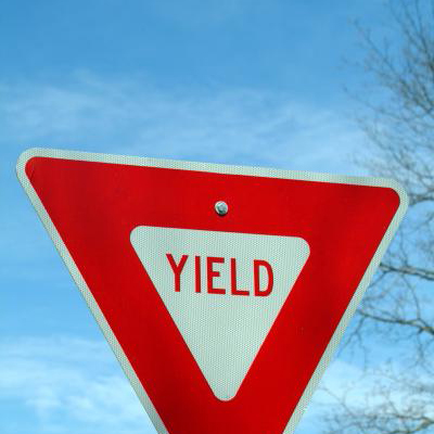 Yield+sign